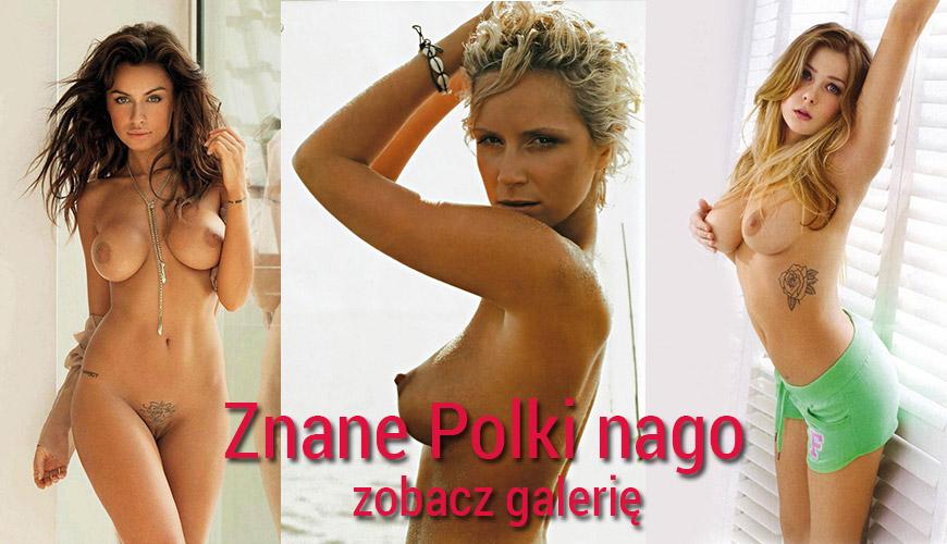Znane Polki nago