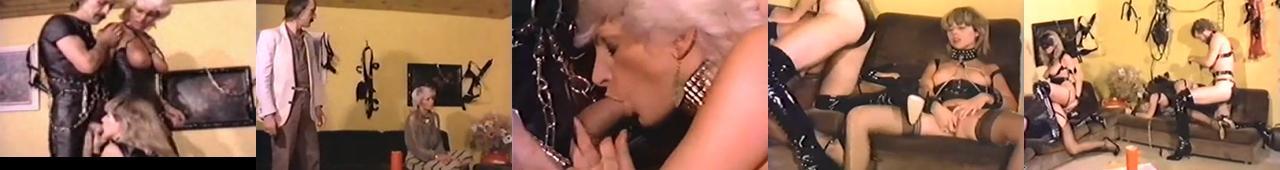 Teresa Orlowski w sadomasochistycznej orgii